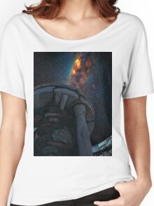 Ancient Greek observatory Women's Relaxed Fit T-Shirt