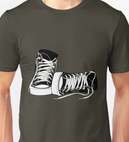 Classic High Tops Unisex T-Shirt