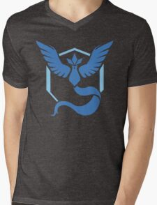Mystic Mens V-Neck T-Shirt
