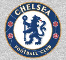 Chelsea F.C Logo Crest by CuteBanana