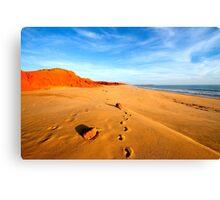 James Price Point, Dampier Peninsula Canvas Print