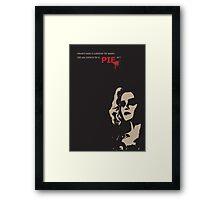 Miss Lovett Framed Print