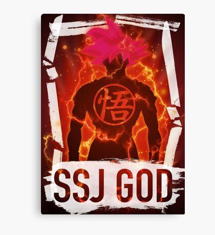 Original God Canvas Print