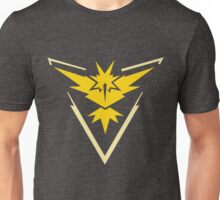 Team Instinct Pokemon Go Unisex T-Shirt