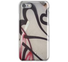 TAGGED MICHEL. iPhone Case/Skin