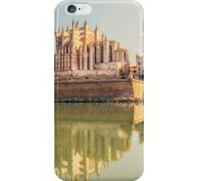 Palma de Mallorca,Cathedral iPhone Case/Skin
