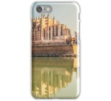 Palma de Mallorca,Cathedral iPhone Case/Skin