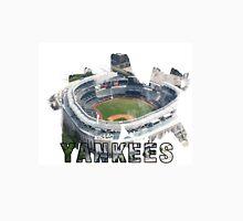 Yankee Stadium Grunge Logo Unisex T-Shirt