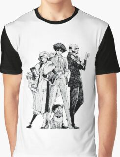 COWBOY BEBOP #08 Graphic T-Shirt