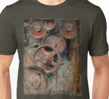 old industrial gears Unisex T-Shirt