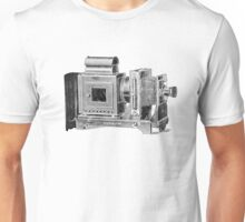 Old Line Art of a Westminster Enlarger Unisex T-Shirt