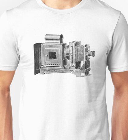 Old Line Art of a Westminster Enlarger Unisex T-Shirt