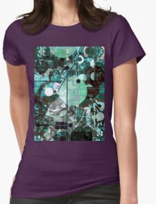 COMPOSITION 7 Womens Fitted T-Shirt
