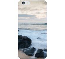 Poipu beach in Kauai, Hawaii. iPhone Case/Skin