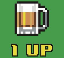 1UP Beer T-Shirt
