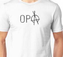 The Expanse - OPA Logo - Black Dirty Unisex T-Shirt
