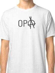 The Expanse - OPA Logo - Black Clean Classic T-Shirt