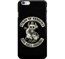 Stare of Anarchy iPhone Case/Skin