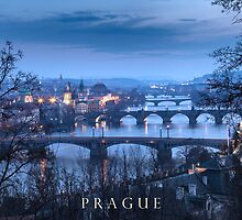 Prague, Czech Republic by Curtis Budden