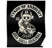 Stare of Anarchy Poster