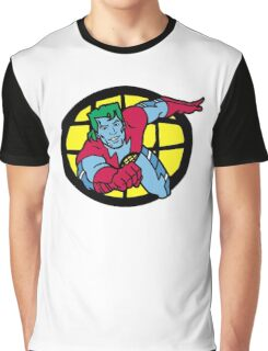 Captain Planet Graphic T-Shirt