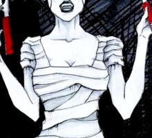 Bride Of Frankenstein Sticker