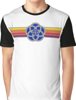 Old Epcot Logo Tee Shirt Graphic T-Shirt