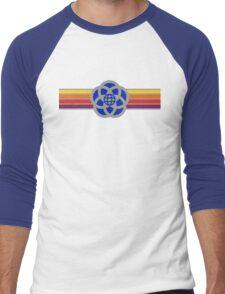 Old Epcot Logo Tee Shirt Men's Baseball ¾ T-Shirt
