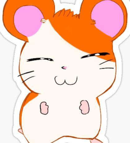 Hamtaro smile  Sticker
