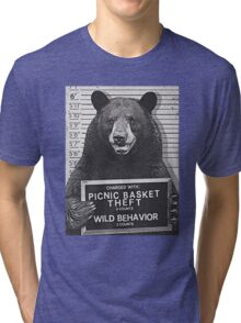 Men's Mgshot Beaur Tri-blend T-Shirt