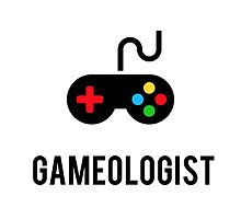 Gameologist by tshirtbaba