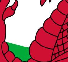 Wales Sticker