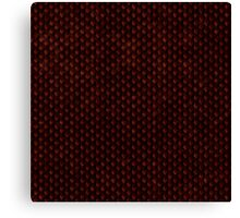 Red Dragon Scale Canvas Print