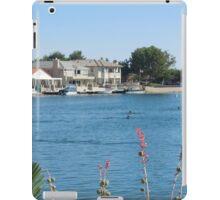 let's go swimming iPad Case/Skin