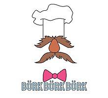 Bork Bork Bork Photographic Print