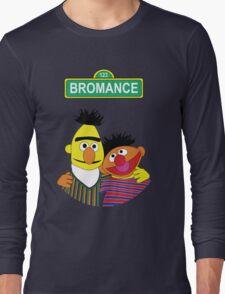 The Bromance of Ernie & Bert Long Sleeve T-Shirt