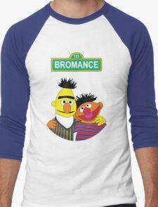 The Bromance of Ernie & Bert Men's Baseball ¾ T-Shirt
