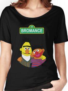 The Bromance of Ernie & Bert Women's Relaxed Fit T-Shirt