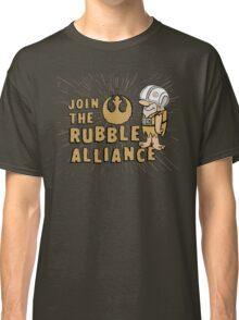 Join The Rubble Alliance Classic T-Shirt