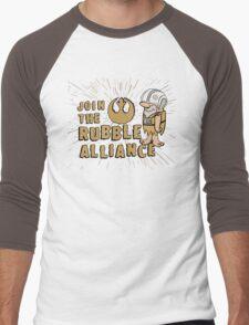 Join The Rubble Alliance Men's Baseball ¾ T-Shirt