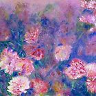 Peony Impressions by Claire Bull