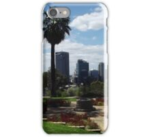 Perth City from Kings Park iPhone Case/Skin