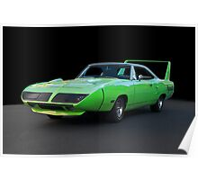 1970 Plymouth Road Runner Superbird 1 Poster
