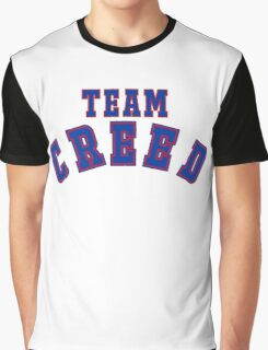 Team CREED Graphic T-Shirt