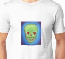 love skull 7 by Diego Manuel Unisex T-Shirt