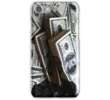 Money Drake iPhone Case/Skin
