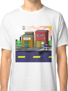 Wizzalamaru on the streets Classic T-Shirt