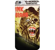 i drink your blood iPhone Case/Skin