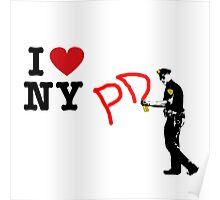 I Love NY (PD) Poster