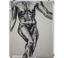Figure iPad Case/Skin